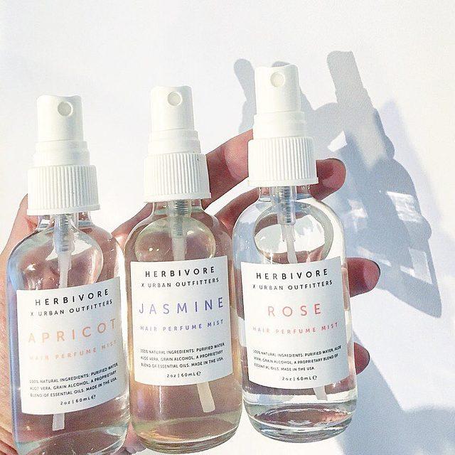 Hair Perfume Mist | Herbivore Botanicals