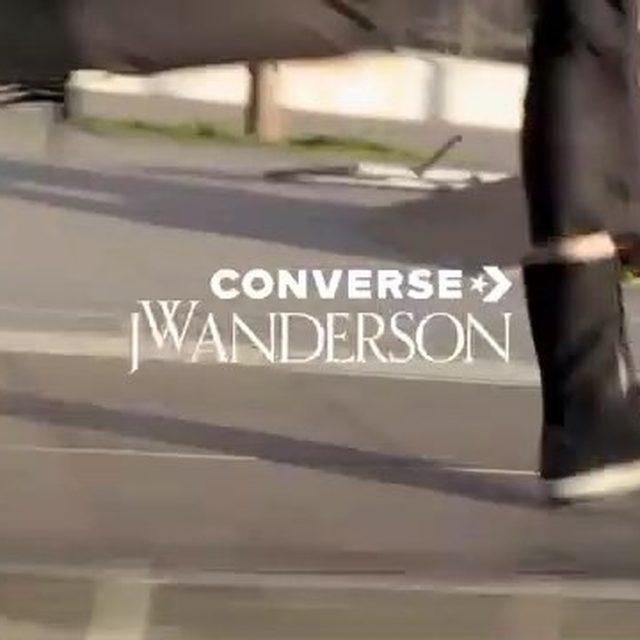 INTRODUCING NEW_CLASSICS @converse X JW ANDERSON DROP 3 AVAILABLE ONLINE NOW  @larryclarkfilms #ConverseXJWAnderson #JWANDERSON