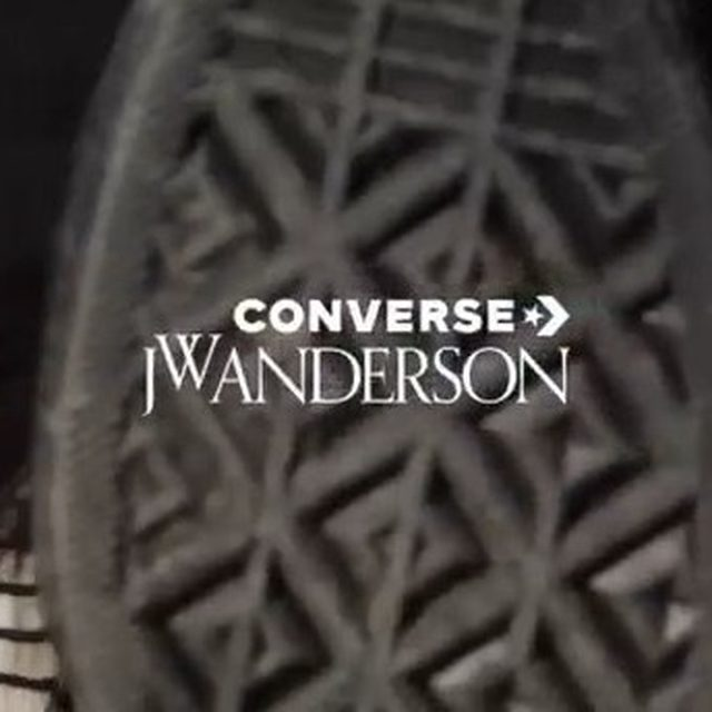 INTRODUCING NEW_CLASSICS @converse X JW ANDERSON DROP 3 AVAILABLE APRIL 4TH ONLINE AND AT JW ANDERSON WORKSHOPS @larryclarkfilms #ConverseXJWAnderson #JWANDERSON
